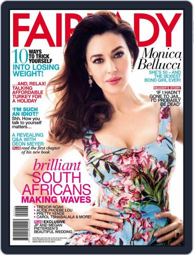 Fairlady South Africa September 1st, 2015 Digital Back Issue Cover