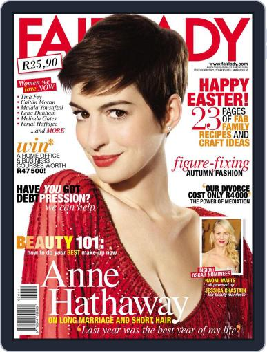 Fairlady South Africa February 24th, 2013 Digital Back Issue Cover
