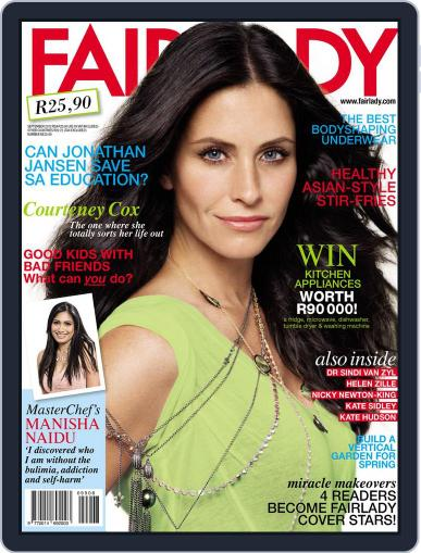 Fairlady South Africa August 19th, 2012 Digital Back Issue Cover