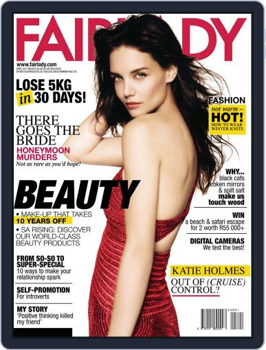 Fairlady South Africa April 1st, 2011 Digital Back Issue Cover