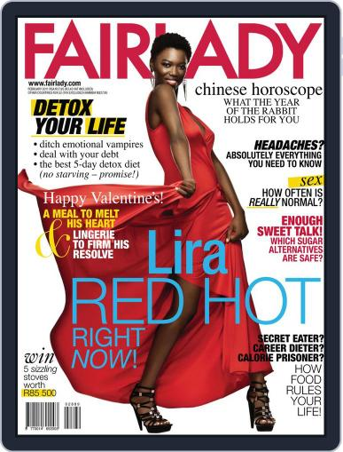 Fairlady South Africa January 12th, 2011 Digital Back Issue Cover