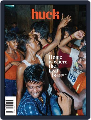 Huck United Kingdom (Digital) December 18th, 2019 Issue Cover