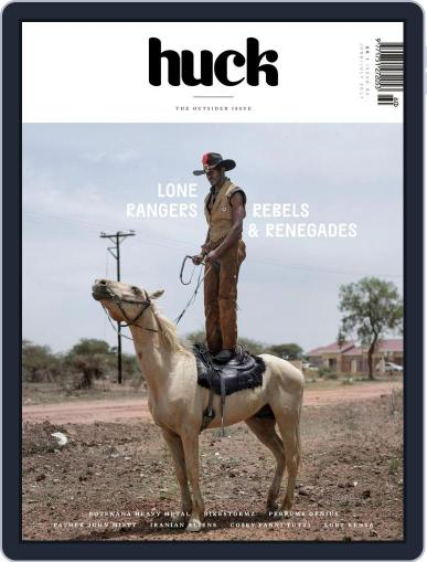 Huck United Kingdom (Digital) June 1st, 2017 Issue Cover