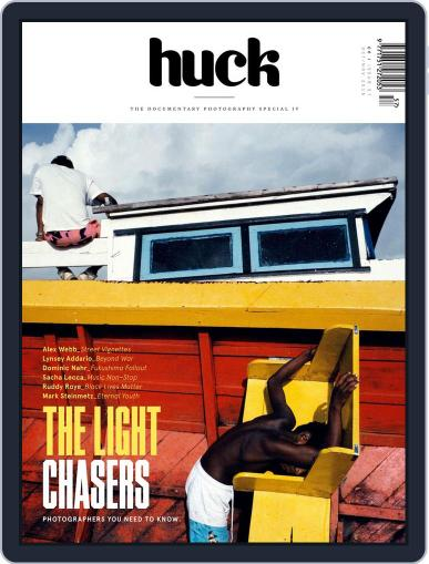 Huck United Kingdom (Digital) September 1st, 2016 Issue Cover
