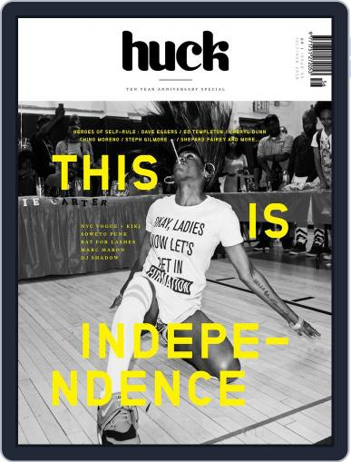 Huck United Kingdom (Digital) July 1st, 2016 Issue Cover