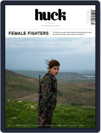 Huck United Kingdom (Digital) February 19th, 2016 Issue Cover