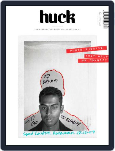 Huck United Kingdom (Digital) September 1st, 2015 Issue Cover
