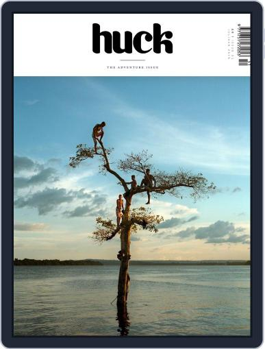 Huck United Kingdom July 1st, 2015 Digital Back Issue Cover