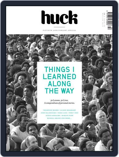 Huck United Kingdom (Digital) May 1st, 2015 Issue Cover
