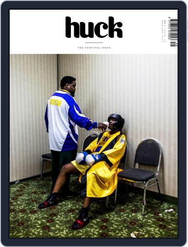 Huck United Kingdom (Digital) March 1st, 2015 Issue Cover