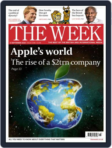 The Week United Kingdom September 12th, 2020 Digital Back Issue Cover