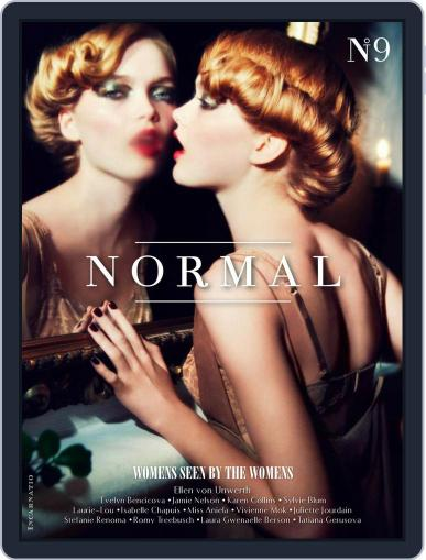 Normal Magazine Soft Edition (Digital) February 1st, 2018 Issue Cover