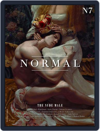 Normal Magazine Soft Edition (Digital) June 1st, 2017 Issue Cover