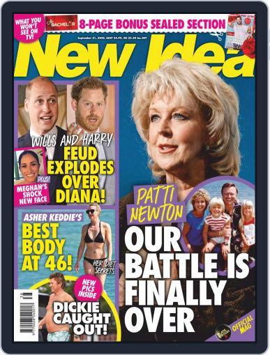 New Idea September 21st, 2020 Digital Back Issue Cover