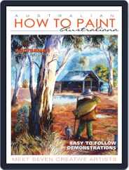 Australian How To Paint (Digital) Subscription July 1st, 2020 Issue