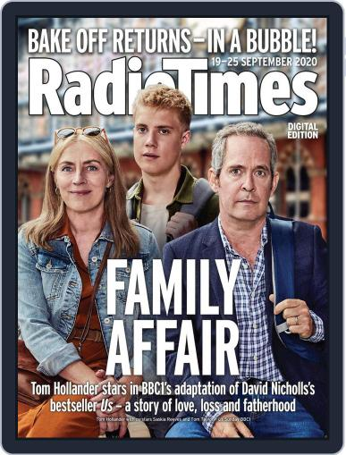 Radio Times (Digital) September 19th, 2020 Issue Cover