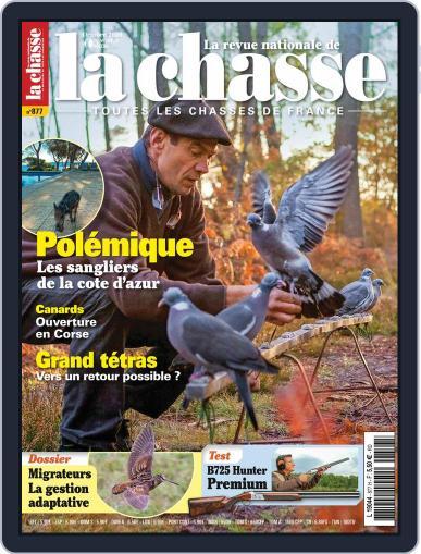 La Revue nationale de La chasse October 1st, 2020 Digital Back Issue Cover