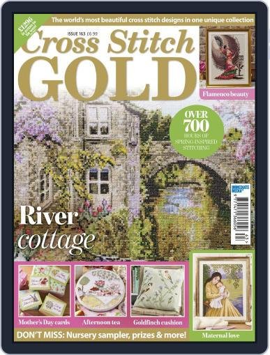 Cross Stitch Gold (Digital) March 1st, 2020 Issue Cover