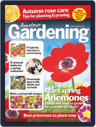 Amateur Gardening (Digital) September 19th, 2020 Issue Cover