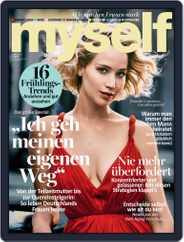 myself Magazin (Digital) Subscription March 1st, 2017 Issue