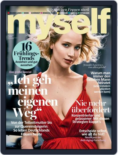 myself Magazin (Digital) March 1st, 2017 Issue Cover