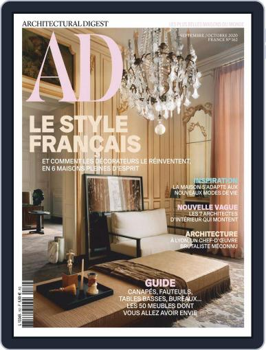 Ad France (Digital) September 1st, 2020 Issue Cover