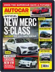 Autocar (Digital) Subscription September 9th, 2020 Issue