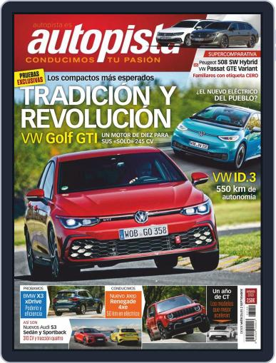 Autopista (Digital) September 2nd, 2020 Issue Cover