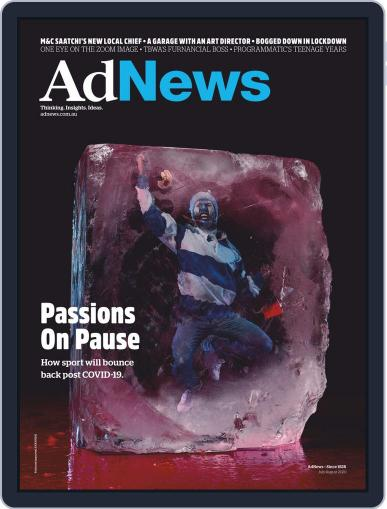AdNews (Digital) July 1st, 2020 Issue Cover