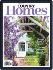 Australian Country Homes (Digital) Subscription September 1st, 2020 Issue