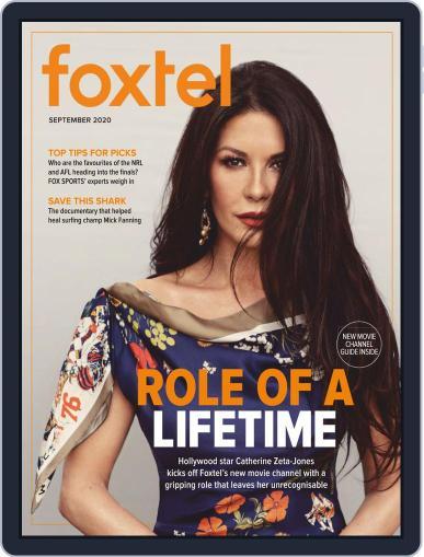Foxtel (Digital) September 1st, 2020 Issue Cover