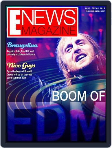 Enews (Digital) September 4th, 2014 Issue Cover