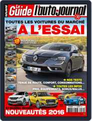 L'auto-journal acheteur (Digital) Subscription May 1st, 2016 Issue