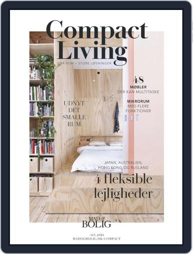 Mad & Bolig Compact Living (Digital) September 1st, 2018 Issue Cover