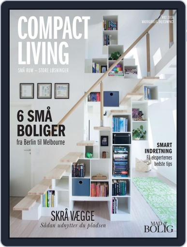 Mad & Bolig Compact Living (Digital) March 5th, 2018 Issue Cover
