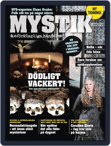 Mystik & oförklarliga händelser (Digital) September 13th, 2019 Issue Cover