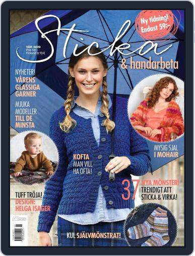 Sticka (Digital) March 12th, 2020 Issue Cover