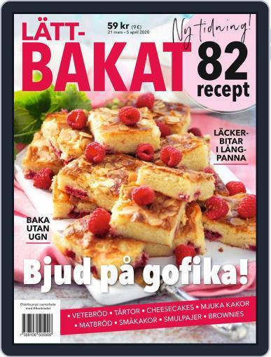Lättbakat Magazine (Digital) March 1st, 2020 Issue Cover