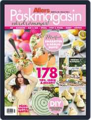 Allers Påskmagasin Magazine (Digital) Subscription April 6th, 2020 Issue