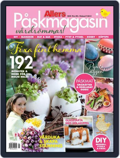 Allers Påskmagasin Magazine (Digital) February 1st, 2021 Issue Cover