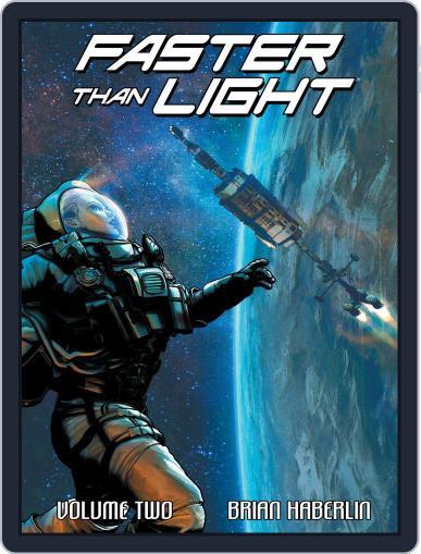 Faster Than Light November 2nd, 2016 Digital Back Issue Cover