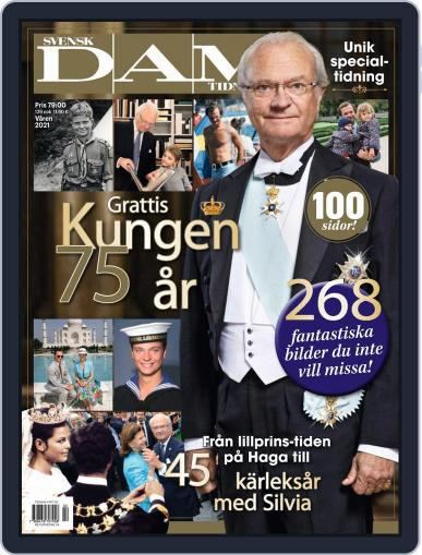 Svensk Damtidning special April 6th, 2021 Digital Back Issue Cover