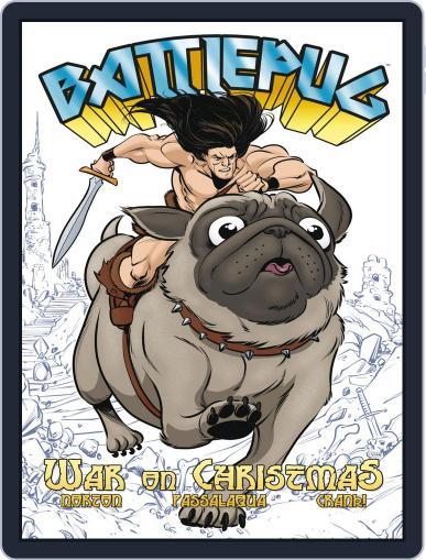 Battlepug March 20th, 2020 Digital Back Issue Cover