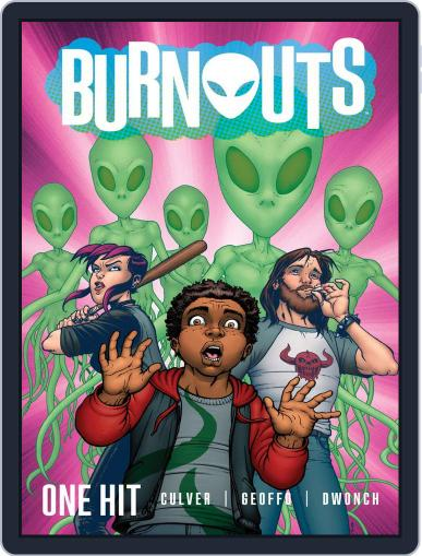 Burnouts February 20th, 2019 Digital Back Issue Cover