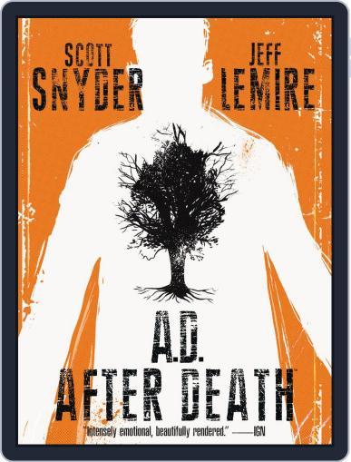 A.D.: After Death Magazine (Digital) June 28th, 2017 Issue Cover
