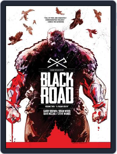 Black Road Magazine (Digital) July 26th, 2017 Issue Cover