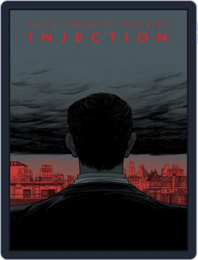Injection August 10th, 2016 Digital Back Issue Cover