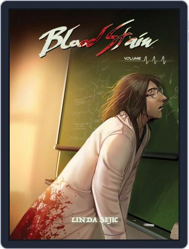 Blood Stain Magazine (Digital) October 4th, 2017 Issue Cover