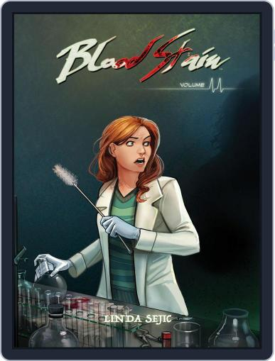Blood Stain Magazine (Digital) March 15th, 2017 Issue Cover