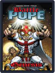 Battle Pope Magazine (Digital) Subscription July 24th, 2010 Issue